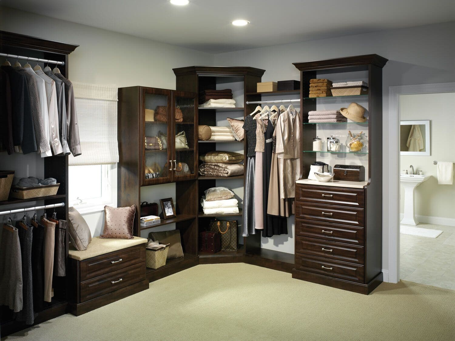 Closet System Gallery